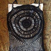 Одежда ручной работы. Ярмарка Мастеров - ручная работа Топ крючком. Handmade.