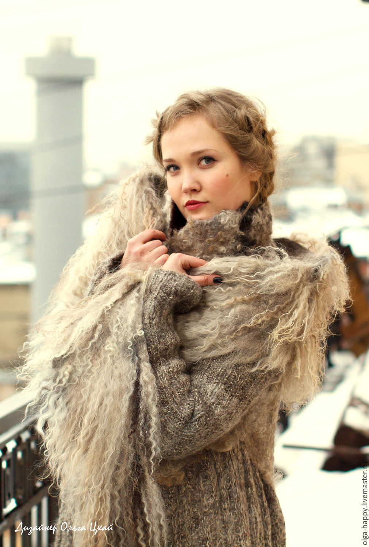 Model: Anastasia Marinina.