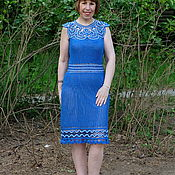 Одежда handmade. Livemaster - original item Author lace dress