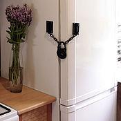 Сувениры и подарки handmade. Livemaster - original item Magnet on the refrigerator