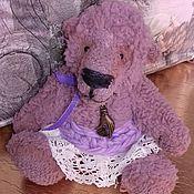 Куклы и игрушки handmade. Livemaster - original item Teddy bear. Rosalia. Handmade.
