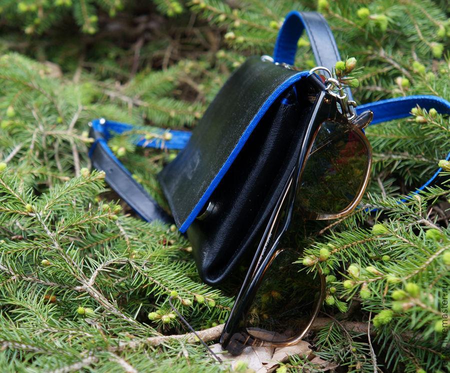 4dfd64574417 Сумка-портмоне AD s Nature Blue – купить в интернет-магазине на ...