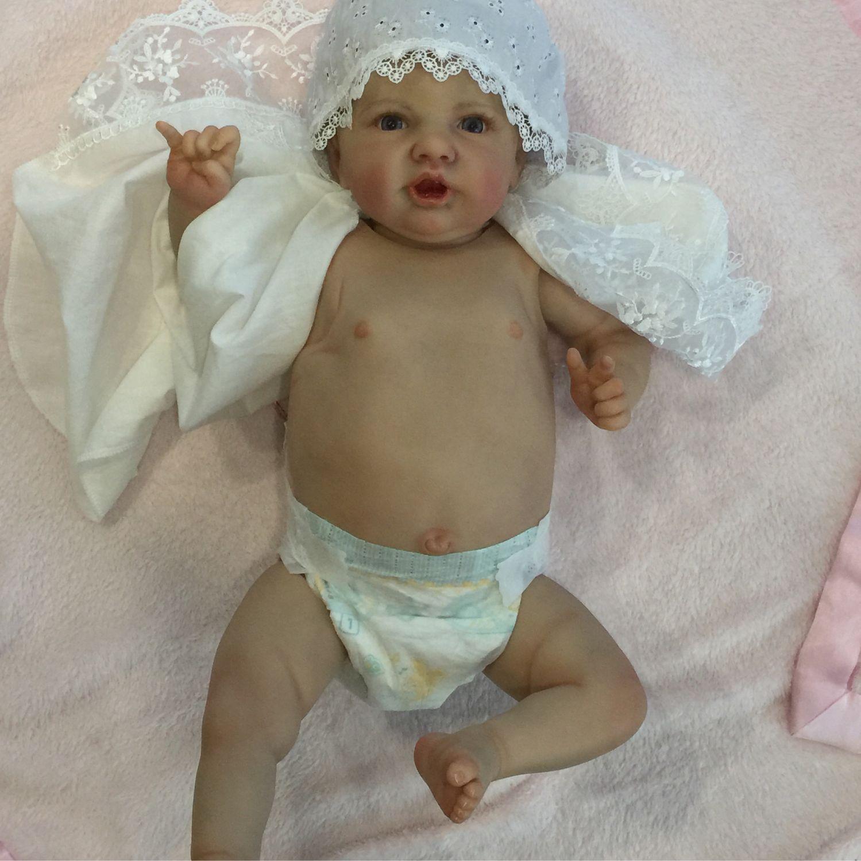 Кукла реборн Gerti by Laura Lee Eagles, Куклы Reborn, Талдом,  Фото №1