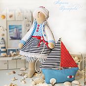 Куклы и игрушки handmade. Livemaster - original item Bunny Sailor. Handmade.