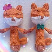 Куклы и игрушки ручной работы. Ярмарка Мастеров - ручная работа Погремушка. Handmade.