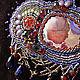 """Кулоны, подвески ручной работы. Ярмарка Мастеров - ручная работа. Купить Кулон """"Ручной и драгоценный :)"""". Handmade. Тёмно-фиолетовый"""