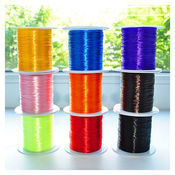 Материалы для творчества handmade. Livemaster - original item elastic thread. Handmade.