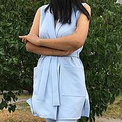 Одежда handmade. Livemaster - original item Suit Trouser, waistcoat and trousers. Handmade.