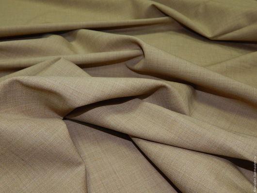 Шитье ручной работы. Ярмарка Мастеров - ручная работа. Купить 1,93м. Шерстяная ткань (2), Италия. Handmade. Шерсть