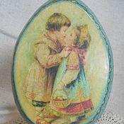 """Подарки к праздникам ручной работы. Ярмарка Мастеров - ручная работа Яйцо """"Пасхальное"""". Handmade."""