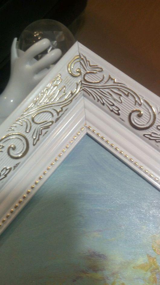 Дизайн интерьеров ручной работы. Ярмарка Мастеров - ручная работа. Купить Багетные рамки на заказ. Handmade. Комбинированный, рамка