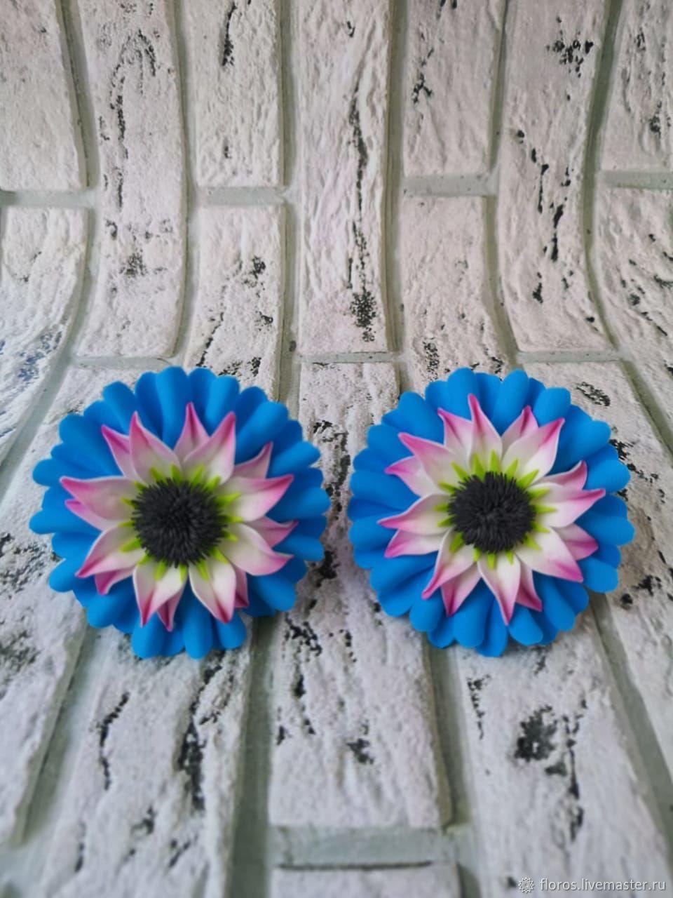 Резиночки Цветочное настроение, Украшения, Тамбов, Фото №1