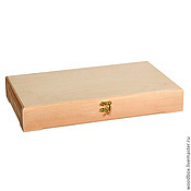Материалы для творчества handmade. Livemaster - original item 40206 blank boxes under the decoupage 40 20 6 cm.. Handmade.