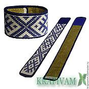 Украшения handmade. Livemaster - original item Bracelet nettle Arepa. Handmade.