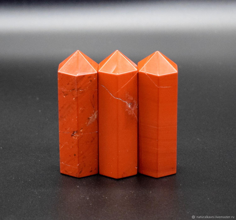 Ретранслятор кристалл обелиск натуральная красная  яшма. Жезл – купить на Ярмарке Мастеров – LNAZKRU | Жезл, Москва