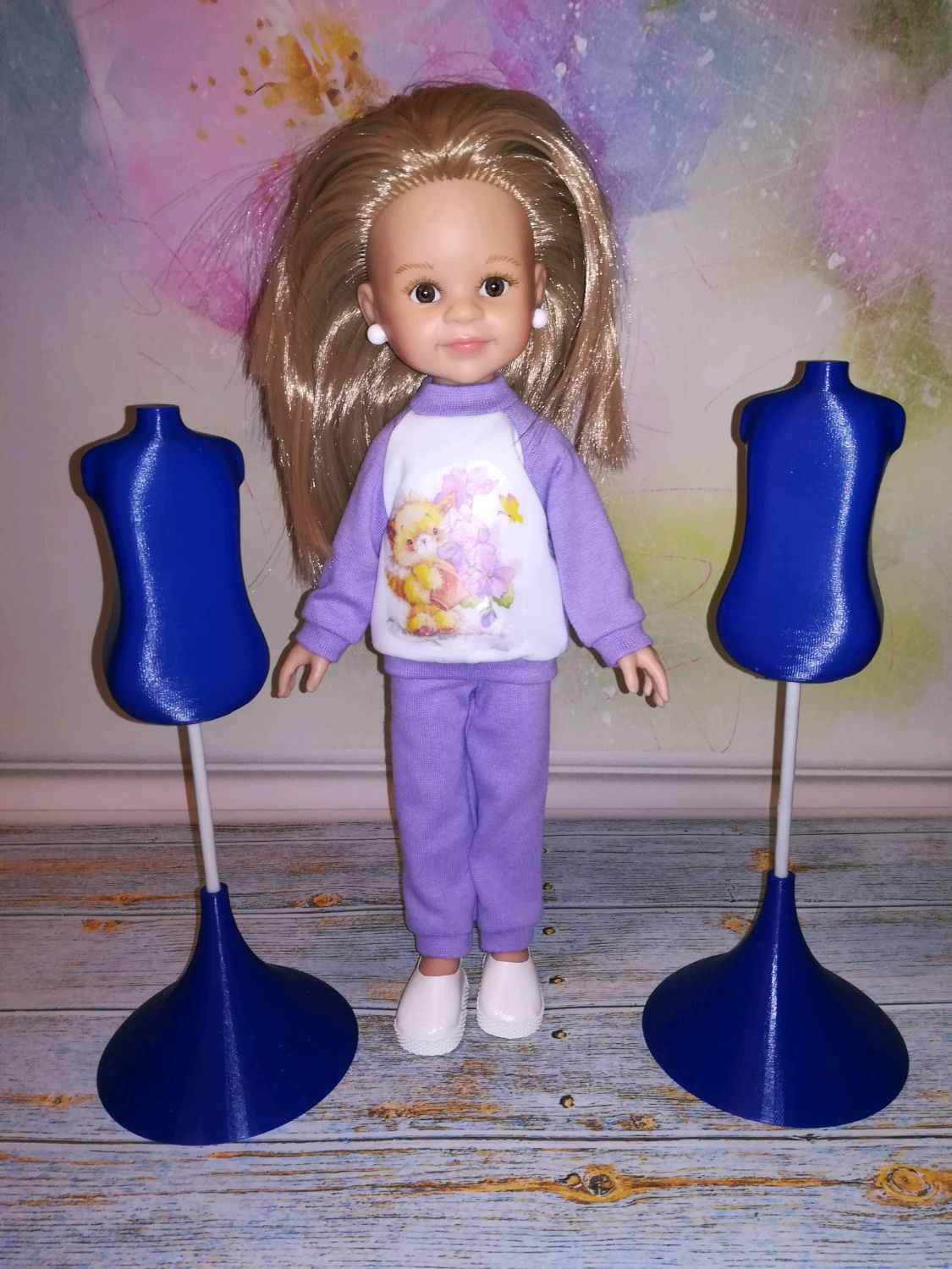 Mannequin on dolls Paola Reina, Clothes for dolls, Neryungri,  Фото №1