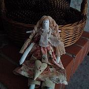 Куклы и игрушки ручной работы. Ярмарка Мастеров - ручная работа Ангелочек Мила. Handmade.