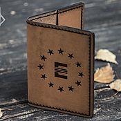 Обложки ручной работы. Ярмарка Мастеров - ручная работа Fallout обложка на паспорт. Handmade.