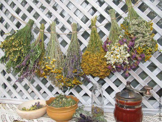 Кухня ручной работы. Ярмарка Мастеров - ручная работа. Купить Набор трав для кухни прованс. Handmade. Белый, емкости для специй