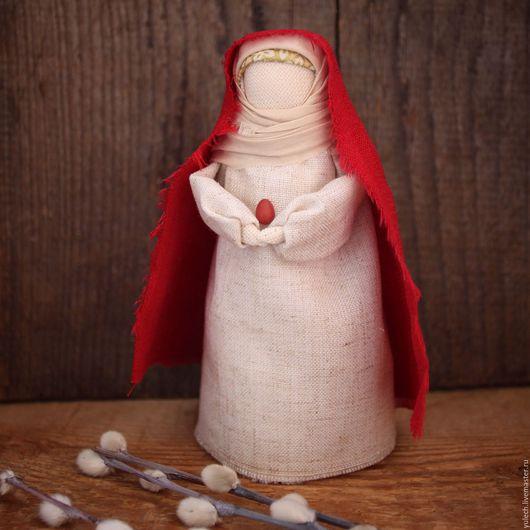 """Народные куклы ручной работы. Ярмарка Мастеров - ручная работа. Купить Куколка-образ по мотивам народной куклы """"Мироносица"""". Handmade."""