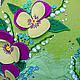 """Женские сумки ручной работы. Сумка """"Весенний сад"""". Карачёва Елена. Ярмарка Мастеров. Ландыши, сумка с цветами, весенние цветы"""