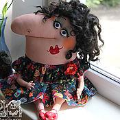 Куклы и игрушки ручной работы. Ярмарка Мастеров - ручная работа Дама из Амстердама. Handmade.