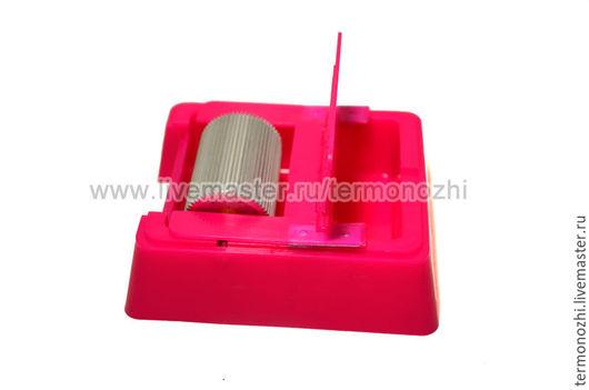 Другие виды рукоделия ручной работы. Ярмарка Мастеров - ручная работа. Купить Ванночка для нанесения краски на урез. Handmade. Розовый