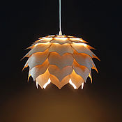 Для дома и интерьера handmade. Livemaster - original item Lamp made of wood PANGO #2. Handmade.