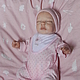 Куклы-младенцы и reborn ручной работы. Заказать Силиконовая малышка Энни. Наталья Погребная (Natali). Ярмарка Мастеров. Малышка, тресс