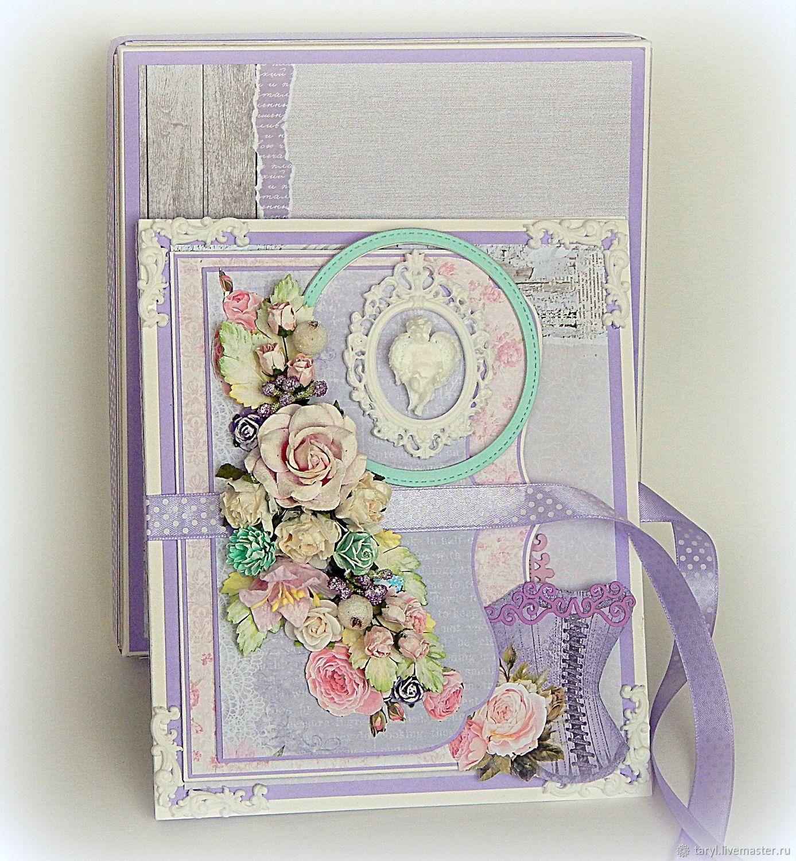 Материал для скрап открыток, рождения
