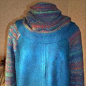 Одежда handmade. Livemaster - original item Jacket Cardigan felted