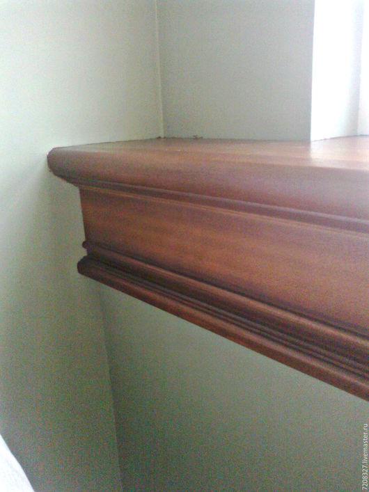 Изготовление подоконников из любых желаемых материалов на заказ любой сложности по индивидуальным размерам.