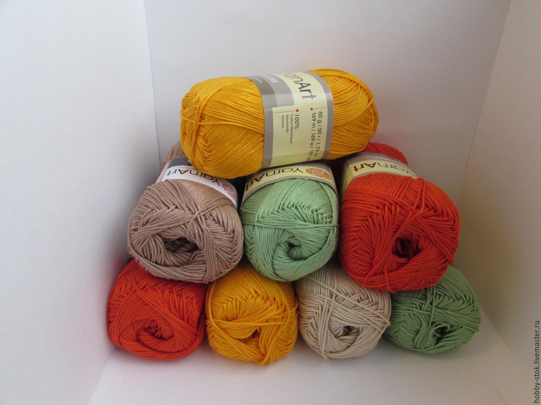 Нитки для вязания в Беларуси. Сравнить цены, купить потребительские 25