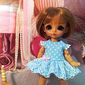 Куклы и игрушки handmade. Livemaster - original item Dress for Babolat, lati, BJD Pukifee and babies.. Handmade.