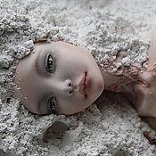 Куклы и игрушки ручной работы. Ярмарка Мастеров - ручная работа Фарфоровая авторская шарнирная кукла Ми. Handmade.