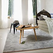 Для дома и интерьера handmade. Livemaster - original item Coffee table Scandi from solid oak. Handmade.