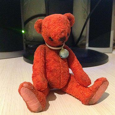 Куклы и игрушки ручной работы. Ярмарка Мастеров - ручная работа Мишка Матвейка. Handmade.