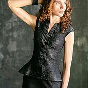 """Одежда ручной работы. Ярмарка Мастеров - ручная работа Платье """"Маленькое черное 3"""". Handmade."""