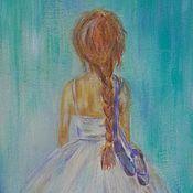 Будущая балерина