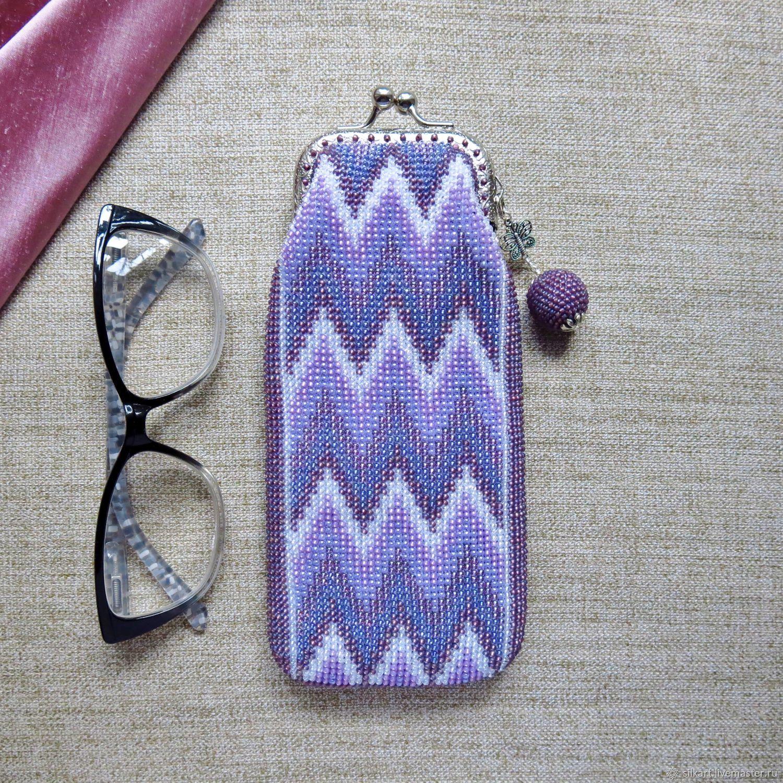eyeglass case: Persian lilac, Eyeglass case, Zheleznodorozhny,  Фото №1