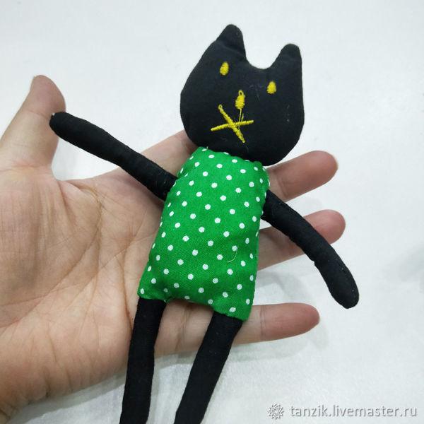 Материалы: Игрушка для куклы кошечка, Материалы для кукол и игрушек, Краснодар, Фото №1