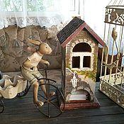Для дома и интерьера ручной работы. Ярмарка Мастеров - ручная работа Чайный домик. Handmade.