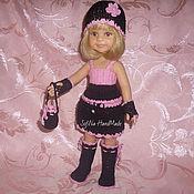 Куклы и игрушки ручной работы. Ярмарка Мастеров - ручная работа Комплект для кукол Paola Reina. Handmade.