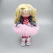 Куклы и пупсы ручной работы. Ярмарка Мастеров - ручная работа Авторская кукла ручной работы Руфина - Кукла интерьерная текстильная. Handmade.