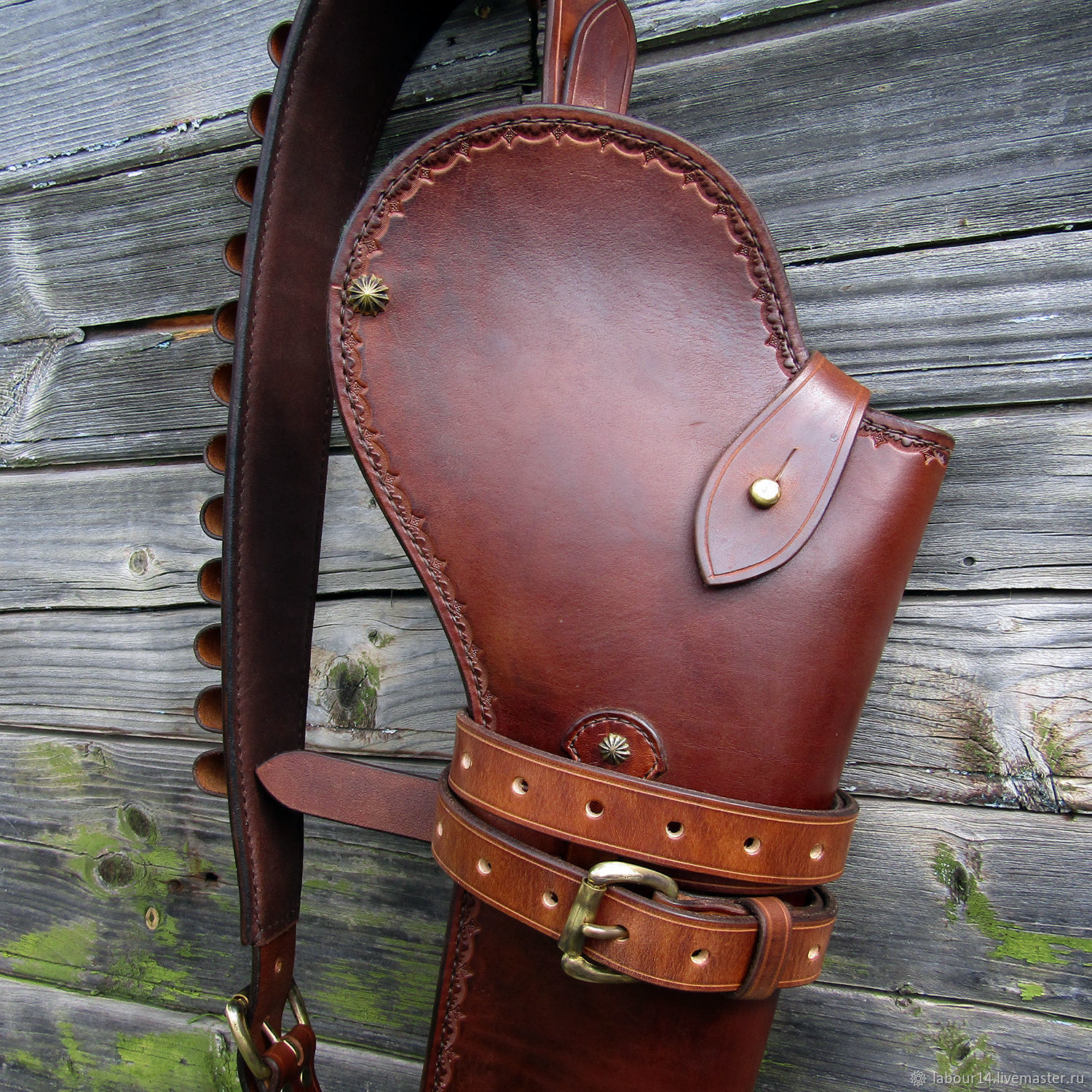 Closed type scabbard for the Chiappa 1887 rifle, Gifts for hunters and fishers, Sevsk,  Фото №1