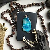 Фен-шуй и эзотерика handmade. Livemaster - original item Amulet of powerful protection with a fainting spell. Handmade.