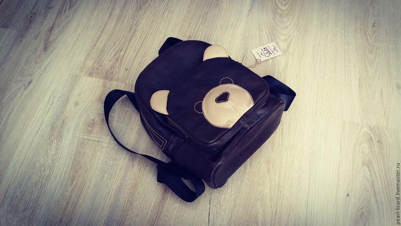 Мишка рюкзаки самодельный рюкзак для охотника