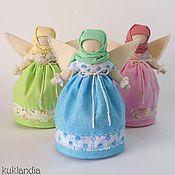 Куклы и игрушки ручной работы. Ярмарка Мастеров - ручная работа Ангелы добра и света. Handmade.