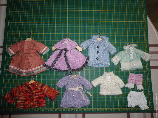 Одежда для кукол ручной работы. Ярмарка Мастеров - ручная работа. Купить Одежда для кукол. Handmade. Одежда для кукол, розы, вязание