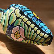 """Фен-шуй и эзотерика ручной работы. Ярмарка Мастеров - ручная работа Шаманская погремушка """"Змея"""". Handmade."""